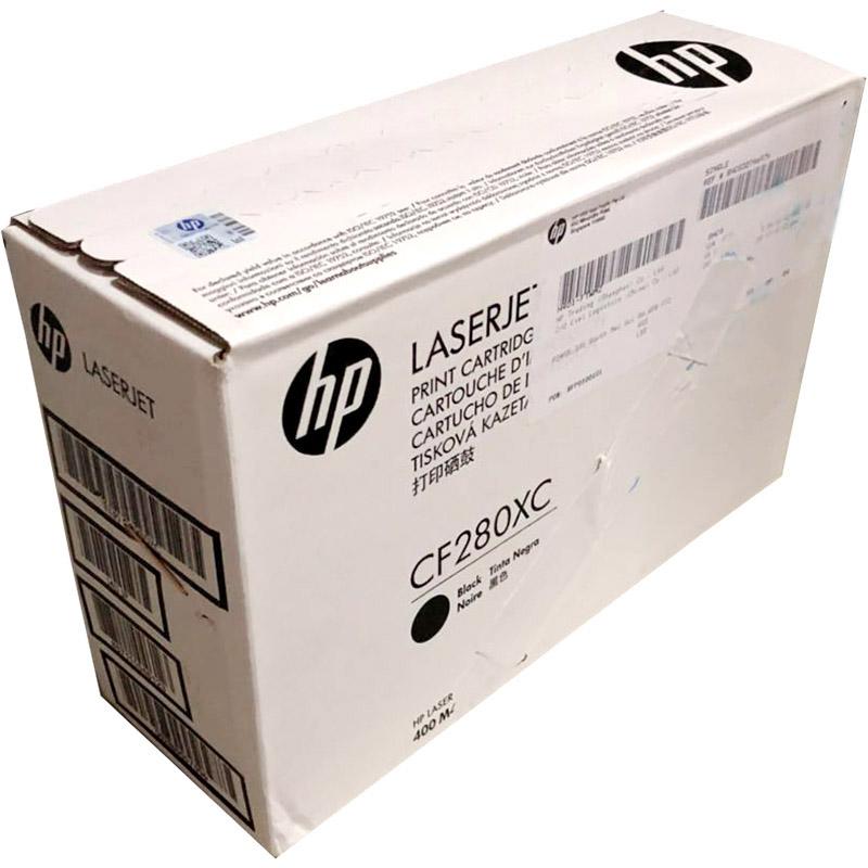 惠普/HP CF280XC 大容量 (大客户)黑色硒鼓